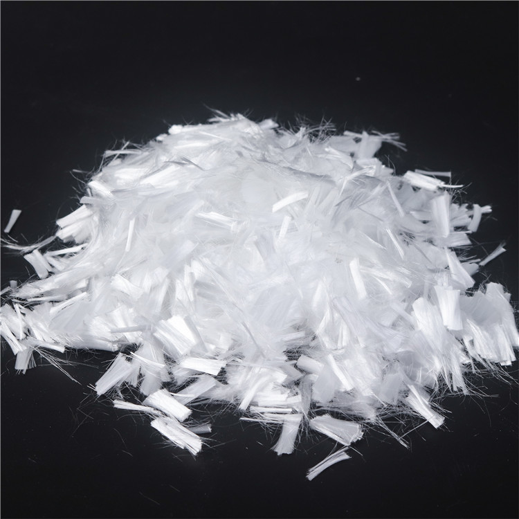 Micro Pva Fiber For Cement Concrete Polyvinyl Alcohol Fiber For ...