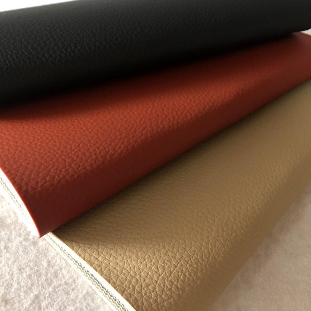 Environmental Flame Retardant Pvc Textiles Leather For Making Car ...