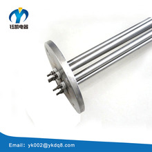 High Compressive Strength Customized Electric Tubular Water Immersion Heater element