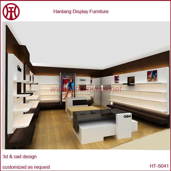 Best Offering Ladies' Shoe Shop Design,Shoe Shop Furniture,Shoes ...