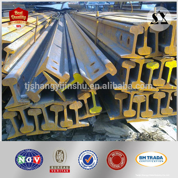 used steel rail track for sale