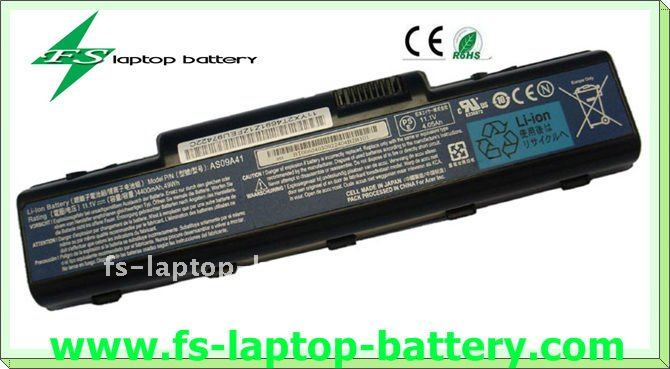 Hotsale Original Laptop Battery AS09A31 AS09A71 for Gateway eMachines D525 D725 E525 Acer Aspire 5510