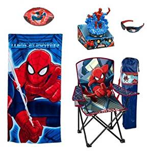 Ultimate Spider-Man 5 Pc. Summer Fun Set