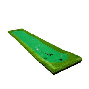 New design, cheap , used artificial grass golf putter mat / putting mats
