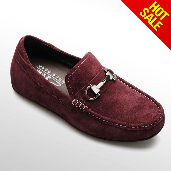 Calzado 2014 De Cuero Zapatos Ocasionales Italia Marca zWB44 29280b8b6d0c