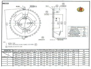 High Quality Motorcycle Rear Sprocket for Sale_350x350 high quality motorcycle rear sprocket for sale buy rear sprocket