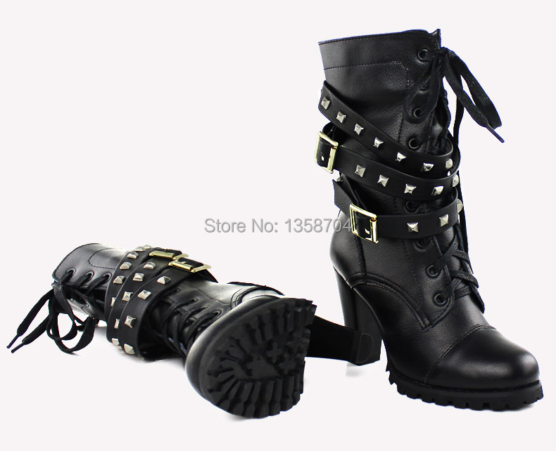 75a8d777f Cheap Biker Boots Ladies, find Biker Boots Ladies deals on line at ...