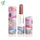 MOQ=500 pcs eco friendly biodegradable paper packaging tube lip balm private label lipstick paper tube