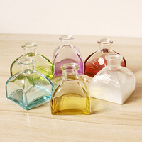 Car use perfume 10ml diffuser glass bottle
