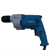 HOLE 07-10 power tools 220V 10mm portable hand 500w High speed hand electric drill machine