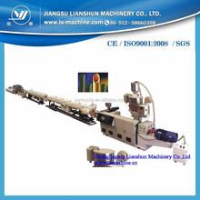 China machinery 20-110mm PE Single Screw Pipe Making machine