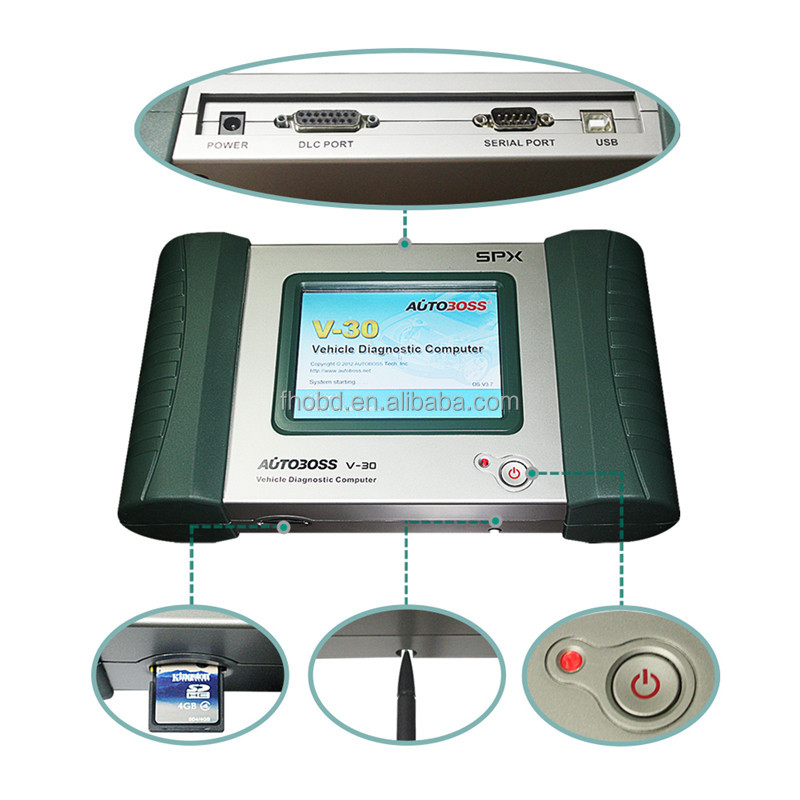 Factory Price Cheap Diagnostic Tool Scanner Upgrade Online Spx ...