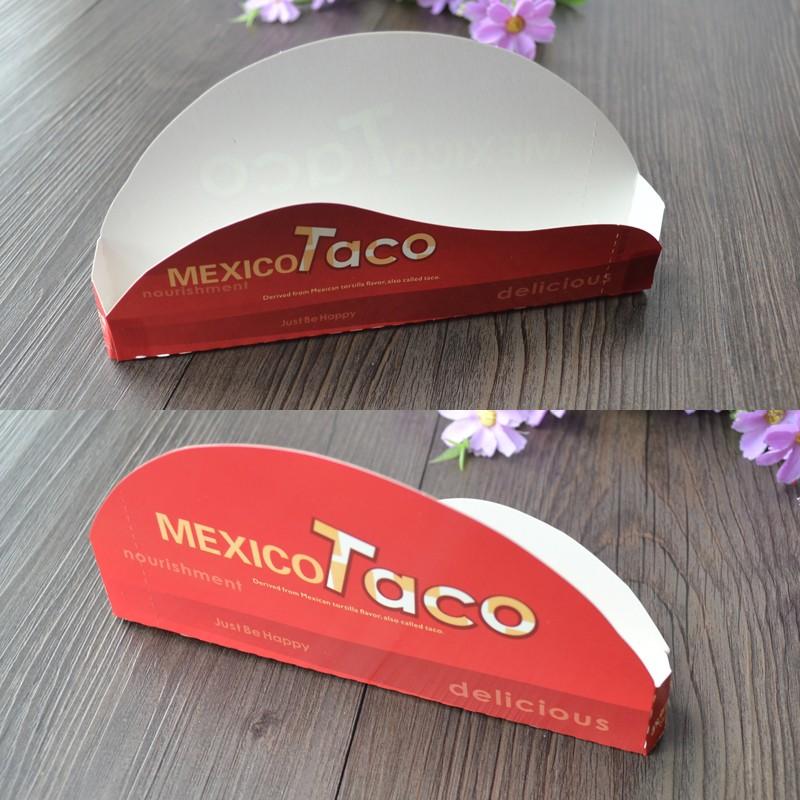 Custom Cheap Disposable Mexico Taco Holders Buy