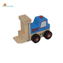 Kids Educational New Style Mini Toy Wooden School Bus