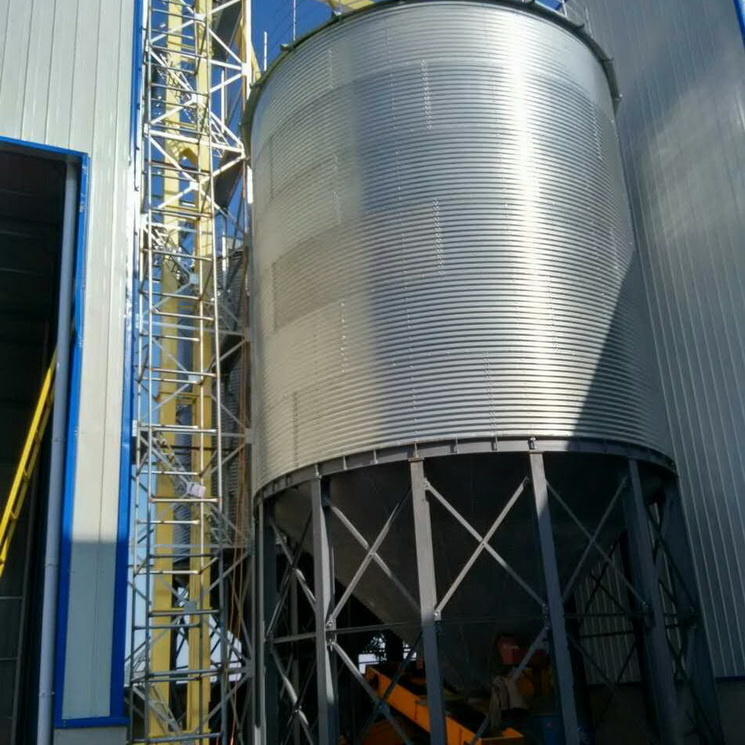 Best sell farm used steel silo grain storage for sale