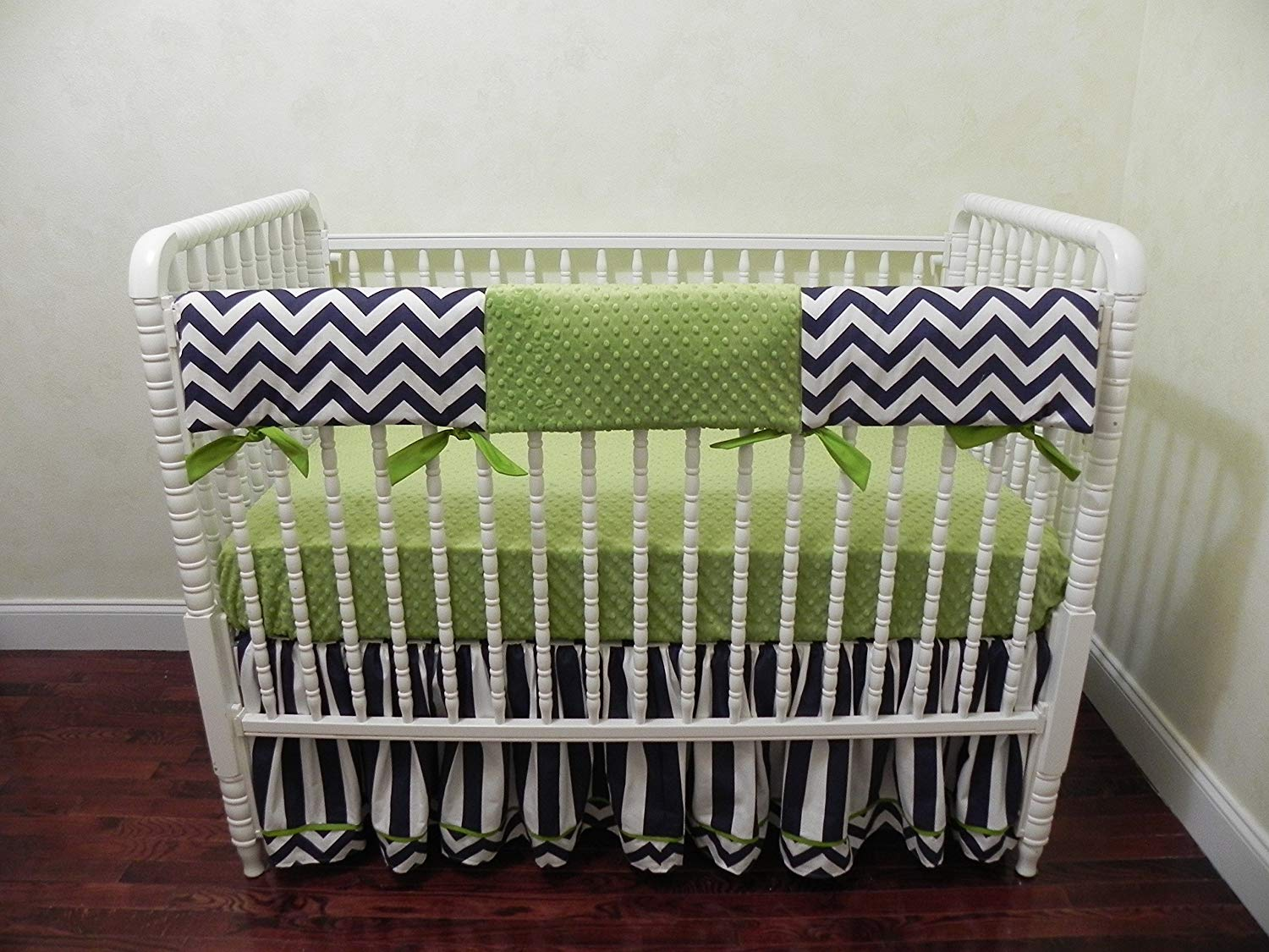 Lime Green Crib Bedding Find