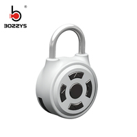 BOSHI China Manufacturers Bluetooth Lock Intelligent Padlock