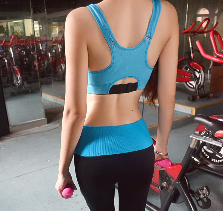 3220330c9e2d2 Gros Femmes Vêtements De Yoga Soutien-Gorge De Sport Sexy De Yoga Vêtements  De Sport