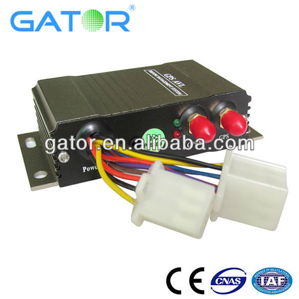 Monitor Air-conditioner Status---M528---U-blox GPS GPRS Vehicle/Fleet/Logistics Tracker With AC Detection