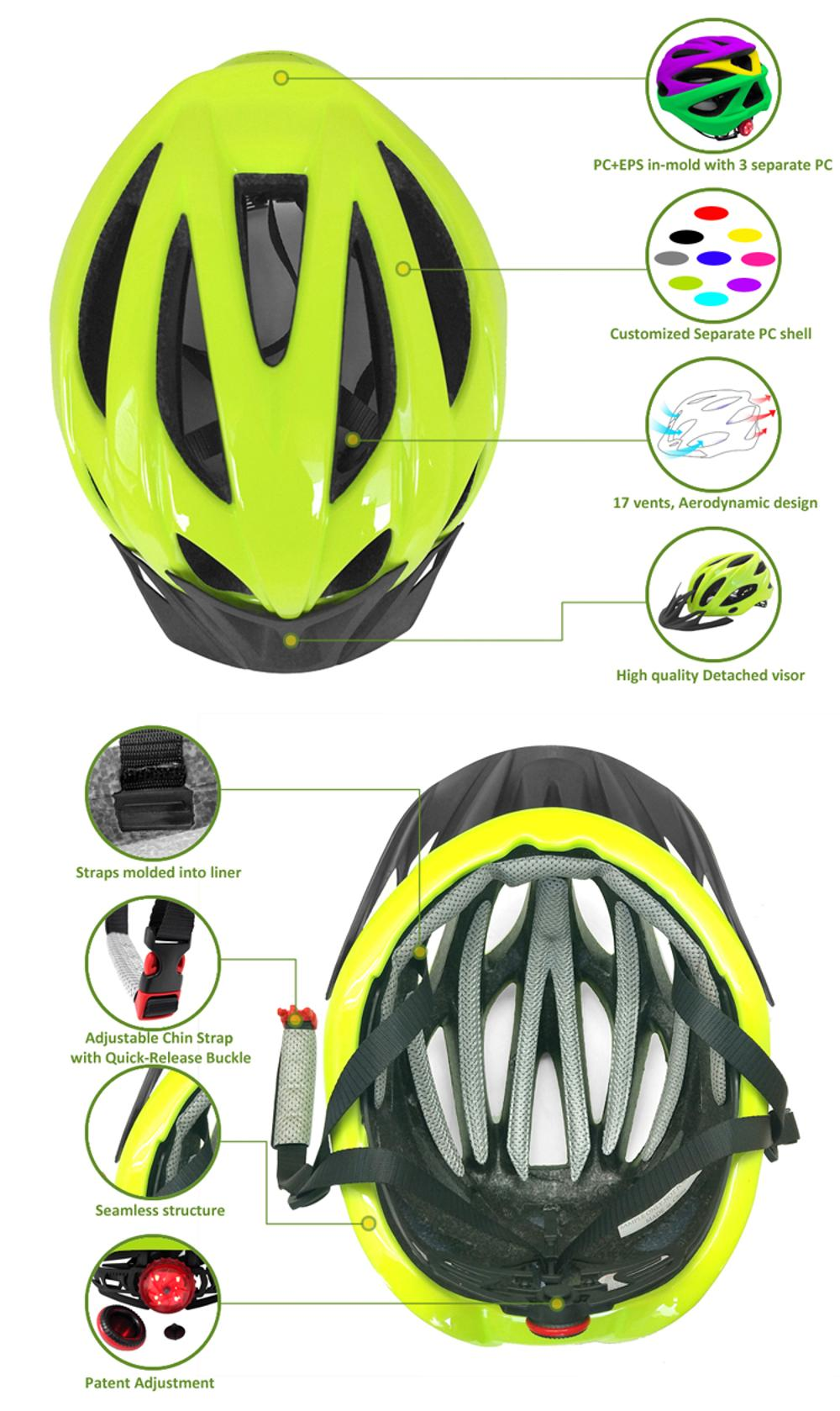 High Quality german bike helmet 7