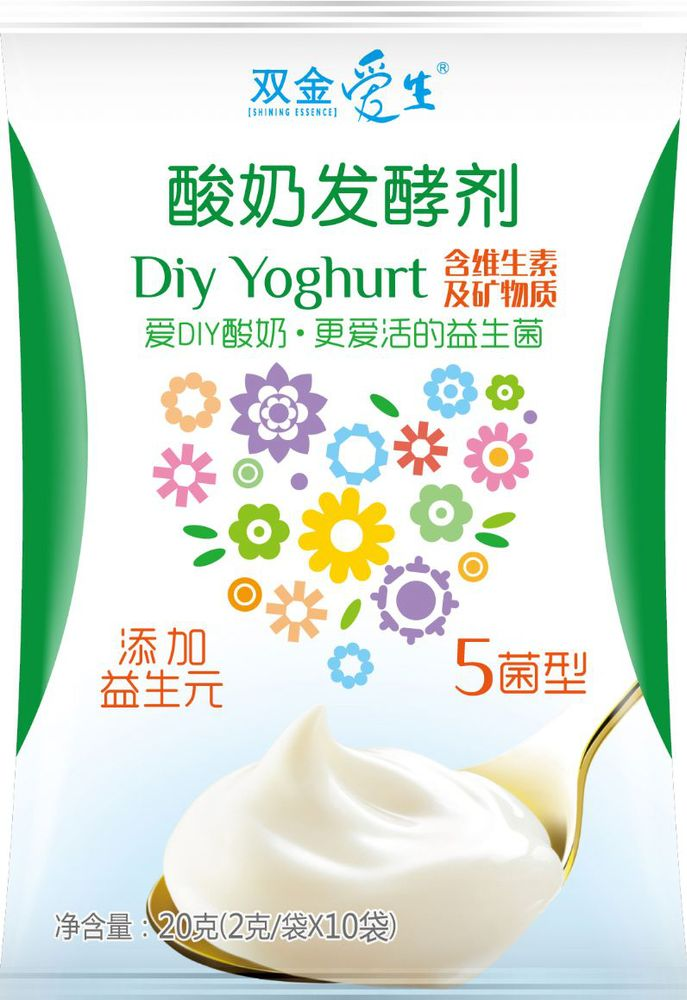 probiotic healthy yogurt culture powder