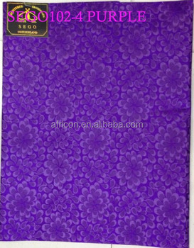 Sego102-4 Purple Nigeria Headtie New Style African Head Ties - Buy ... 9bef8d59b05