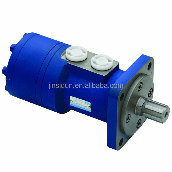 Low Speed High Torque Hydraulic Motor With Ce Bv