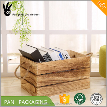 Pan wholesale home decor arts crafts storage boxes cheap wooden crates  sc 1 st  Alibaba & Pan Wholesale Home Decor Arts Crafts Storage Boxes Cheap Wooden ...