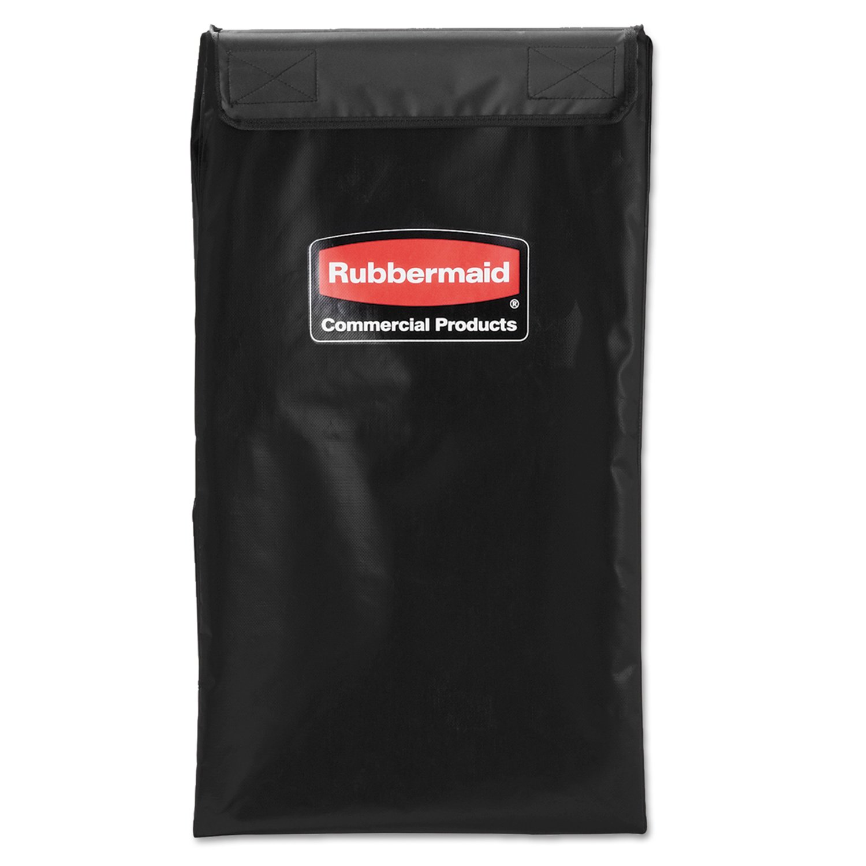 Rubbermaid Commercial Executive Series Collapsible Replacement Basket, 4-Bushel (1881782)