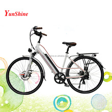 Country woman, uma smart best electric bike, 48v battery ebike