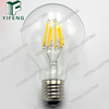 Vintage Straight Filament Edison LED Bulb G80 filament lamp