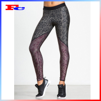 2017 Women Yoga Pants / Slim Fit Fitness Tights / Quick Qry 4-Way Stretch Gym Leggings