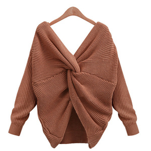 Irregular Cable Knitted Sweater With Sleeves Wraps Shawls Crew Pullover Sweater