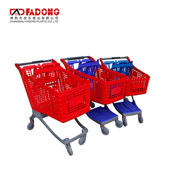 professional standard grocery wholesale shopping carts for sale