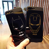 Soft TPU Rubber Mirror Super Man Phone Case For iPhone 5 5s SE Back Cover Protective Skin cover Capa Celular