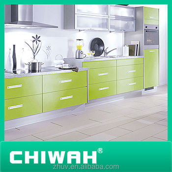 China Professional Modular Kitchen Cabinet Color Combinations