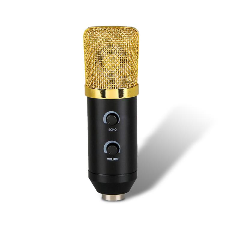 Condenser Microphone Set MK-F100TL Recording Microphone Studio Laptop Microphone