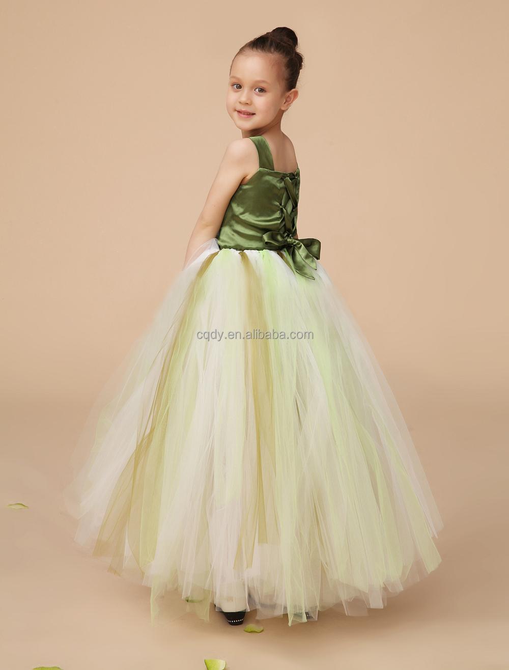 Fancy wedding dresses for girls
