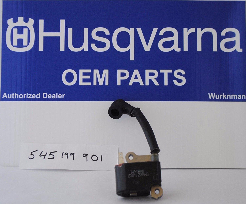 New Oem Husqvarna Craftsman Chainsaw Ignition Module Coil 545199901 530039143