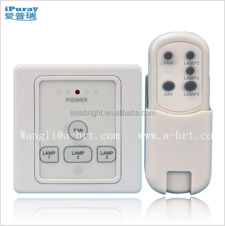 Factory touch wireless remote control switch smart home system wifi remote control Touch Pad Remote Control Switch for 4 Loads