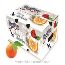 Obst verpackung box lebensmittel transport catering well boxen recycelbar kunden