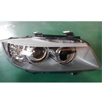 OEM FOR BMW 3 SERIES E90 08 AUTO CAR HEAD LAMP BLACK NEW