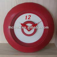 cola bottle shape wall clock