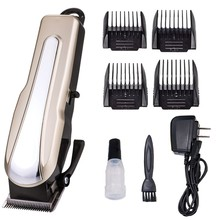 Professional Cordless Rechargeable Hair Clippers