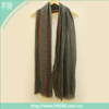 Lady 35% cotton 65% polyester crinkled summer fashion scarf