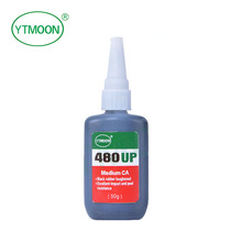 High performance rubber bond black super glue cyanoacrylate instant adhesive