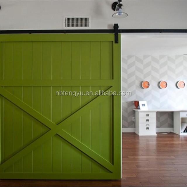 Pine Wood Sliding Door