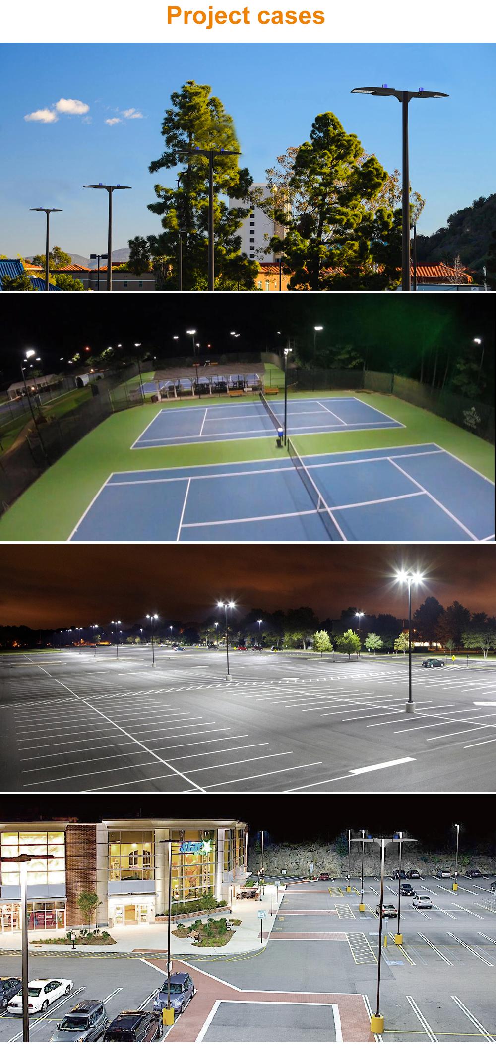 Caja de modificación de 300W estacionamiento iluminación Led