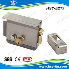 HSY-E215 high quality electroc intercom system door lock with 12V