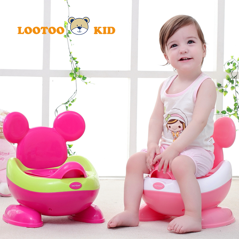 corporate promotional gift China factory wholesale cheap price durable plastic baby toilet seat kids child potty training